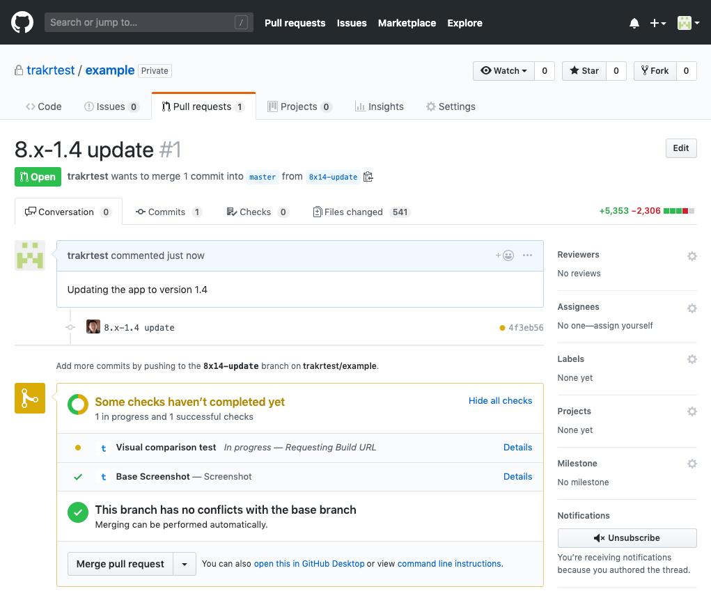 GitHub step 3